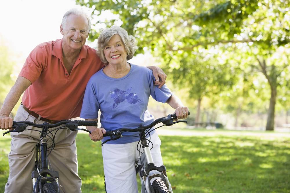 Abnehmen durch Fahrradfahren