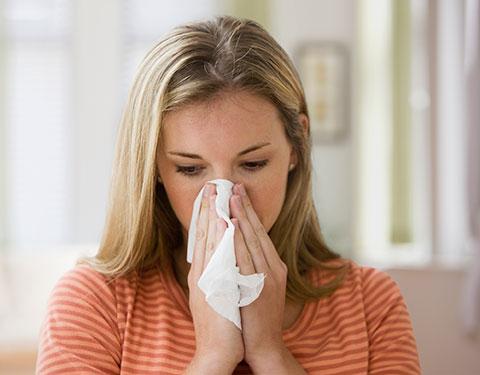 Allergien-durch-die-Hausstaubmilbe