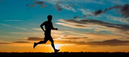 Gesundheit durch laufen verbessern