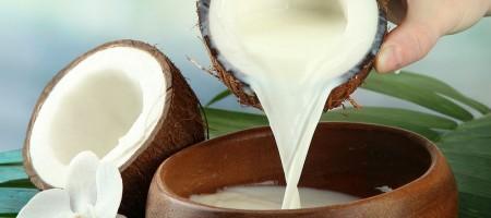 Kokosmilch und Kokosöl Wirkung
