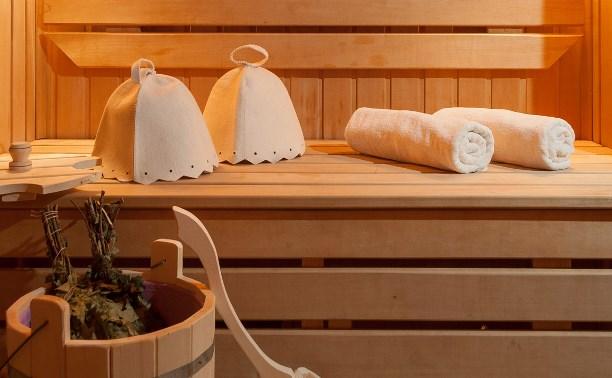 Sauna gesunde Wirkung