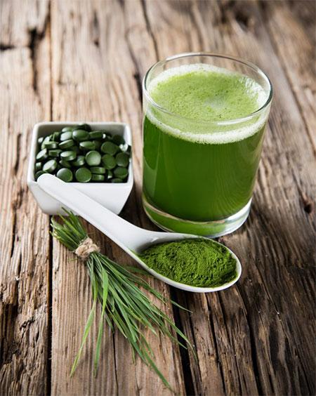 Spirulina Wirkung für Gesundheit